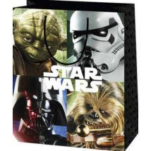 Star Wars ajándéktasak, közepes (10x18x22,5 cm)