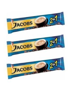 3 tasak Jacobs 2 az 1-ben kávé
