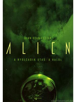 A nyolcadik utas: a Halál  [Alien filmkönyv 1.]