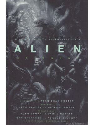 Alien: Covenant [Alan Dean Foster könyv]