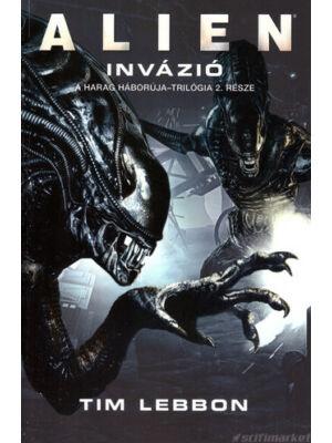 Invázió [Alien könyv / A Harag Háborúja 2.]