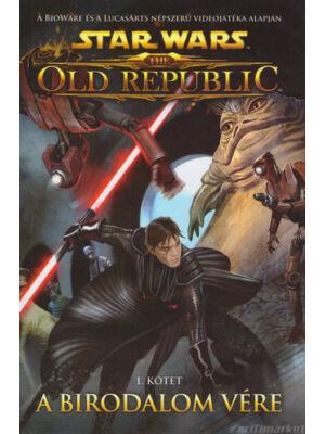 A Birodalom vére [Antikvár Star Wars képregény]