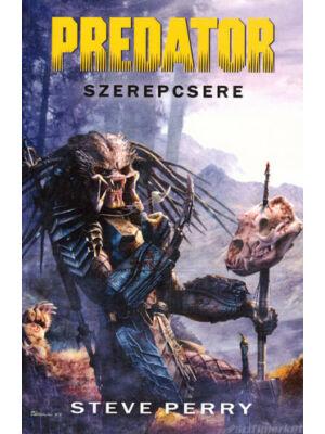Szerepcsere [Antikvár Predator könyv]