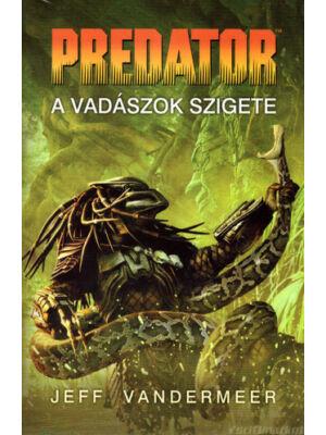 A vadászok szigete [Antikvár Predator könyv]