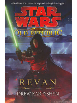 Revan [Antikvár Star Wars könyv]