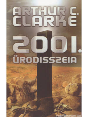 2001 űrodüsszeia [Arthur C. Clarke könyv]