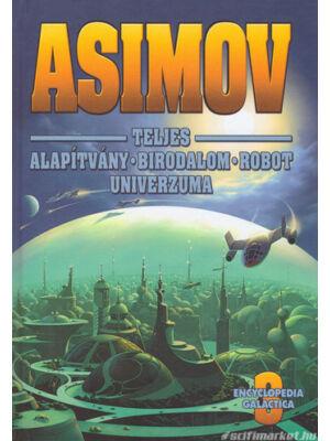 Az Alapítvány előtt, ... [Szukits Asimov könyvek 3.]