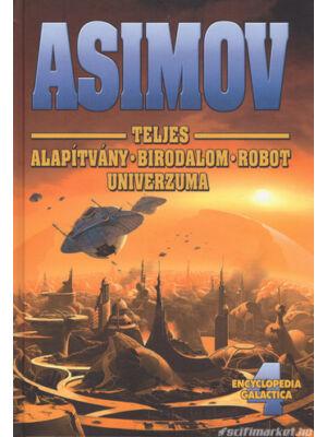 Alapítvány trilógia [Szukits Asimov könyvek 4.]