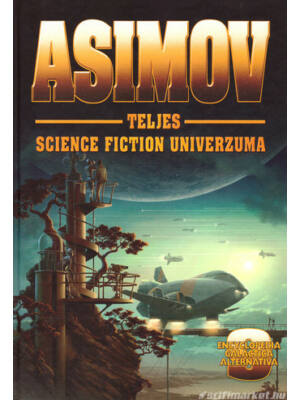 Asimov science fiction univerzuma 9. [Szukits]