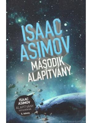 Második Alapítvány [Isaac Asimov 5. Alapítvány könyv]