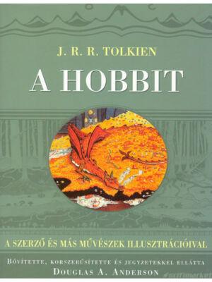 A hobbit [bővített, illusztrált J. R. R. Tolkien könyv]