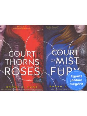 A Tüskék és rózsák udvarának 2 könyve csomagban [Sarah J. Maas]