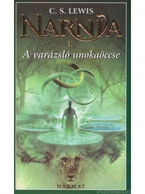 A varázsló unokaöccse [Narnia krónikái sorozat 1. könyv, C. S. Lewis]