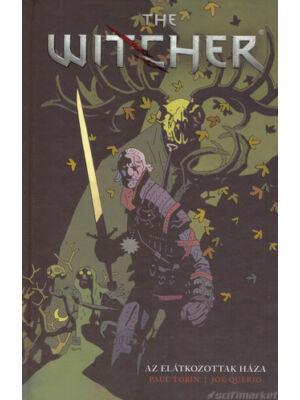 Az elátkozottak háza [Witcher képregénysorozat 1.]