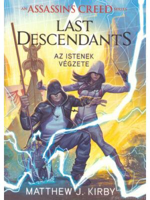 Az istenek végzete [Assassin's Creed: Last Descendants sorozat 3. könyv]