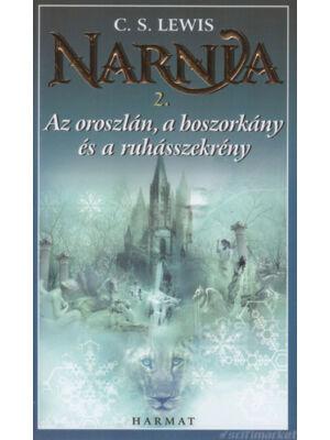 Az oroszlán, a boszorkány és a ruhásszekrény [Narnia krónikái sorozat 2. könyv]