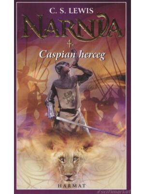 Caspian herceg [Narnia krónikái sorozat 4. könyv, C. S. Lewis]