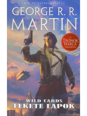 Fekete lapok [Wild Cards könyv, George R. R. Martin]