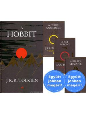 A Gyűrűk ura trilógia és a Hobbit csomagban [J. R. R. Tolkien]