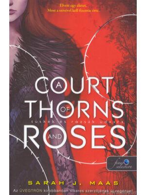 Tüskék és rózsák udvara [Tüskék és rózsák udvara 1. könyv, Sarah J. Maas]