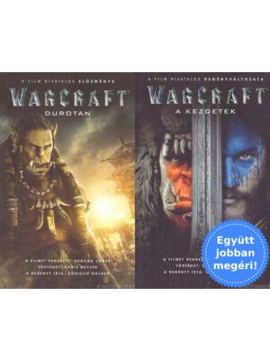 A WarCraft filmkönyvek csomagban [Christie Golden]