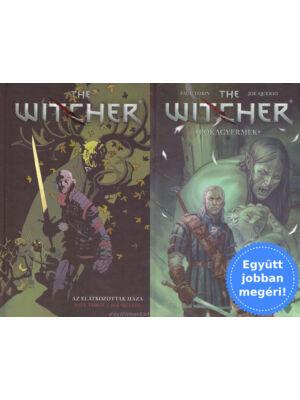 A teljes Witcher/Vaják képregénysorozat csomagban [Paul Tobin, Joe Querio]
