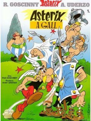 Asterix a gall [Asterix képregény 1.]