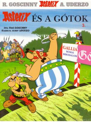 Asterix és a gótok [Asterix képregény 3.]