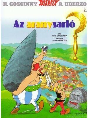 Az aranysarló [Asterix képregény 2.]