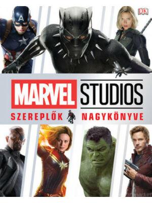 Marvel Studios - Szereplők nagykönyve [Marvel könyv]