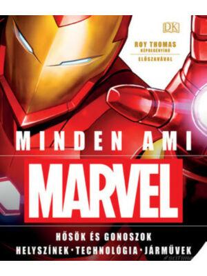 Minden ami Marvel [könyv]