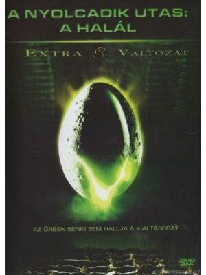 Alien I.: A nyolcadik utas: a Halál [extra változat, 2 DVD]