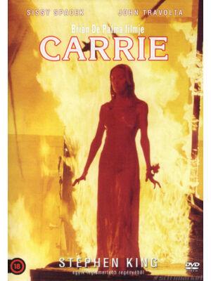 Carrie [Stephen King műve alapján, 1 DVD]