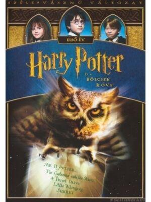 Harry Potter és a Bölcsek köve [1. rész, 1 DVD]
