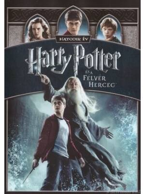 Harry Potter és a Félvér herceg [6. rész, 1 DVD]