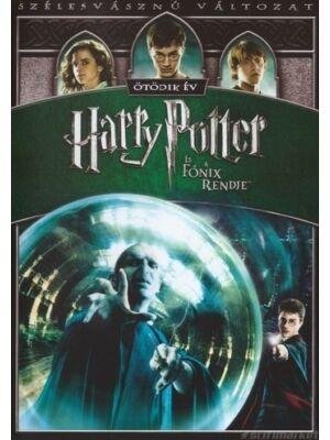 Harry Potter és a Főnix Rendje [5. rész, 1 DVD]