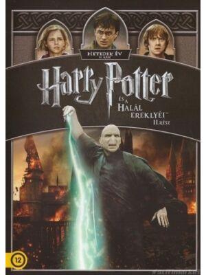 Harry Potter és a Halál ereklyéi [7/2. rész, 1 DVD]