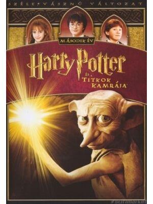 Harry Potter és a Titkok kamrája – 2. rész [1 DVD]