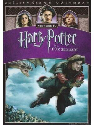 Harry Potter és a Tűz serlege [4. rész, 1 DVD]