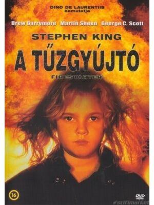 A tűzgyújtó [Stephen King műve alapján, 1 DVD]