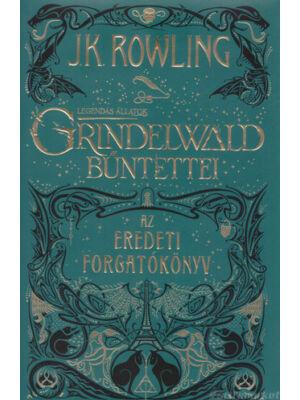 Grindelwald bűntettei-Legendás állatok 2. forgatókönyv