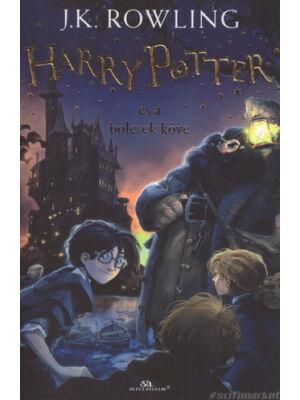 Harry Potter és a bölcsek köve [1. könyv, puhatáblás]