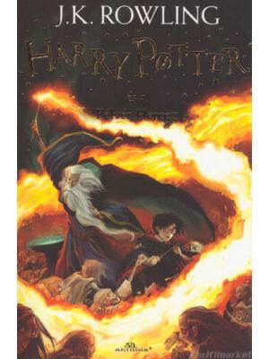 Harry Potter és a Félvér Herceg [6. könyv, puhatáblás]