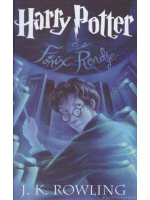 Harry Potter és a Főnix Rendje [5. könyv, J. K. Rowling]