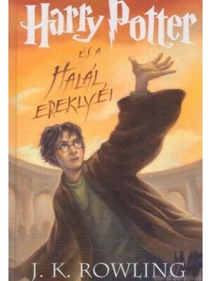 Harry Potter és a Halál ereklyéi [7. könyv, J. K. Rowling]