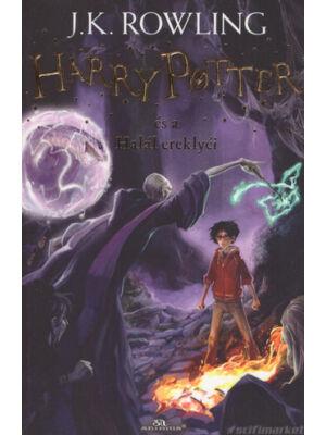 Harry Potter és a Halál ereklyéi [7. könyv, puhatáblás]