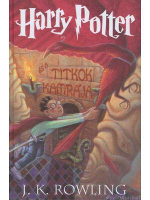 Harry Potter és a Titkok Kamrája [2. könyv, J. K. Rowling]