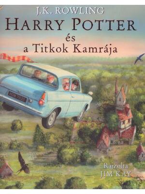 Harry Potter és a Titkok Kamrája [2. könyv, illusztrált]