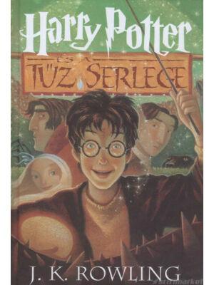 Harry Potter és a Tűz Serlege [4. könyv, J. K. Rowling]