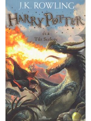 Harry Potter és a Tűz Serlege [4. könyv, puhatáblás]